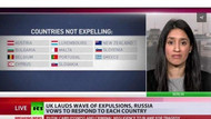 Rus kanalında Rumları çıldırtan görüntü