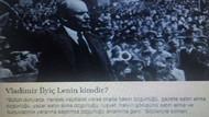 Hürriyet'ten giderayak Lenin haberi: O paragraf hemen silindi