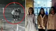 Alkollü 3 kadın beğendikleri adamı kaçırmaya kalktı