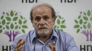 HDP'li Kürkçü'den medyaya lağım benzetmesi