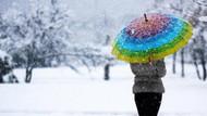 Meteoroloji'den 3 ile kar uyarısı