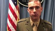 Pentagon sözcüsü terör örgütü YPG'ye ortağımız dedi