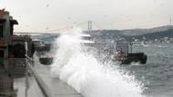 Marmara'da fırtına nedeniyle İDO ve BUDO seferleri iptal edildi