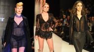 Mercedes- Benz Fashion Week'e transparan damgası