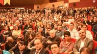 Trakya Üniversitesi'nde İlber Ortaylı izdihamı