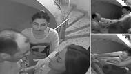Polis apartmanda dehşet saçtı: Hamile kadına silah çekti