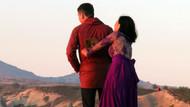 Kapadokya'da turist Kadın, erkek arkadaşını dakikalarca tokatladı