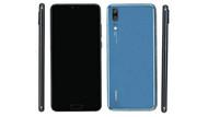Huawei'den iPhone X benzeri telefon: Huawei P20 Lite