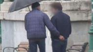 Gezi Parkı'nda erkek öğrenciye taciz! Kameralar o anları kaydetti