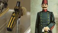 MİT'in sergisinde tartışılan detay: Resneli'nin tabancası