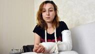 Kurye kılığındaki eşi tarafından vurulan Saliha: Burada olmam bir mucize