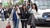 Fuhuş baskınında gazetecilere küfür