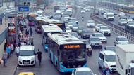 İstanbul'da özel halk otobüsleri yarın çalışmayacak