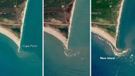 ABD'deki gizemli ada bir anda ortadan kayboldu