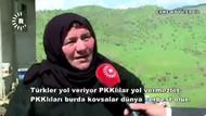Kürt teyzeden Barzani'nin muhabirine tokat gibi cevap