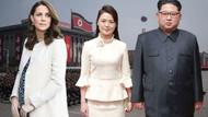 Kim Jong-un'un eşi Ri Sol-ju, Kate Middleton'ın stilini kopyalıyor iddiası