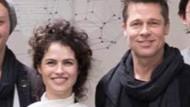 Brad Pitt ve yeni sevgilisi Neri Oxman'dan ilk fotoğraf