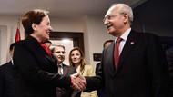 Kılıçdaroğlu - Akşener görüşmesinden: İttifakı da, torunlarımızı da konuştuk