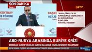 Son dakika: Erdoğan: Esad'ı koruyan Rusya da, PYD'yi koruyan ABD de yanlış yapıyor