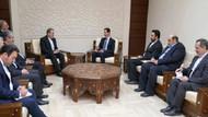 Esad'dan ilk açıklama: Ne zaman zafer kazansak, bazı ülkelerin sesi yükseliyor