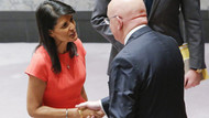Rus diplomattan ABD'li mevkidaşıyla ilgili tuhaf açıklama: Öpüşüyoruz