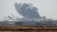 Amerika kimyasal silah kullanan Esad rejimini vurdu