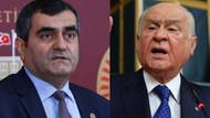 CHP'li Şeker'den olay Bahçeli iddiası: Fobisi var