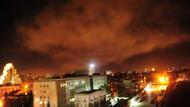 Amerika'nın Suriye'yi vurduğu anlar
