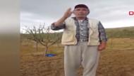 Sesini duyuramayan çiftçi televizyonun üzerine çıkıp derdini anlatınca...