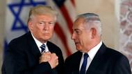 Netanyahu: Suriye konusunda Trump'ın yanındayız