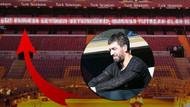 Galatasaray taraftarından Arda Turan için özel pankart!