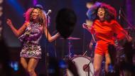 Beyonce ve Solange ateşli danslarıyla Coachella'yı salladı