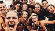 Galatasaray kadın basketbol takımı Eurocup'ta şampiyon