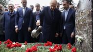 Bahçeli'den İYİ Partililere Türkeş'in kabrine ziyaret yasağı