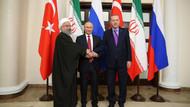Erdoğan, Putin ve Ruhani Ankara'da bir araya gelecek
