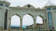 Dumlupınar Üniversitesi'nde tuhaf FETÖ anketi