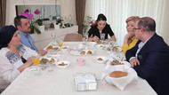 Yemekteyiz'de gergin anlar! Neden Türk yemeği seçmedin?