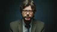 La Casa de Papel'in profesörü Alvaro Morte: Soygun hayalim gerçek oldu