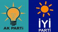AK Parti'den İYİ Parti'ye: Bir sonraki seçime hazırlansınlar