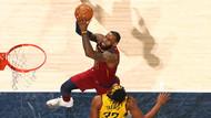 Cavaliers seriyi eşitledi, Spurs ilk galibiyetini aldı
