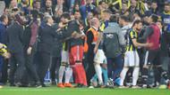 Olaylı Fenerbahçe Beşiktaş maçı için 8 gözaltı daha!