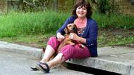 Köpek sahibini kanalizasyona yönlendirdi kadın gördüğüne inanamadı!