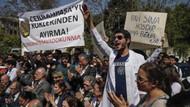 Cerrahpaşa Tıp Fakültesi üniversitenin bölünmesine karşı ayakta