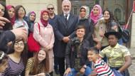 Payitaht Abdülhamid setine sürpriz ziyaret