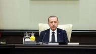 AK Parti MKYK Erdoğan başkanlığında toplandı