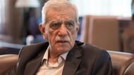 Ahmet Türk: HDP 3 partinin arasında olsaydı Erdoğan bunu kullanırdı