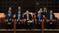 Erdoğan'dan AK Partililere Özgür Özel fırçası