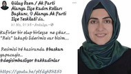 AKP'li başkan muhaliflere kafirler dedi! Tepki yağdı