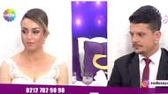 Seda Sayan nikahı iptal edilen çifti evlendirdi