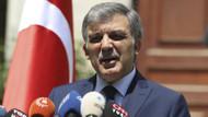 AKP'den Abdullah Gül'e adaylıkla ilgili ilk tepki